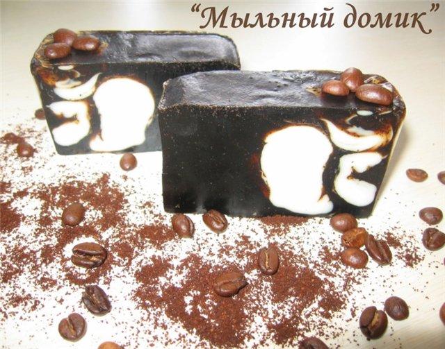 мыло с кофе - Страница 3 Bbd6313d6c86