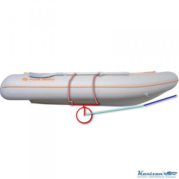 Как транспортируем лодки на воду 7943cb28ebf7