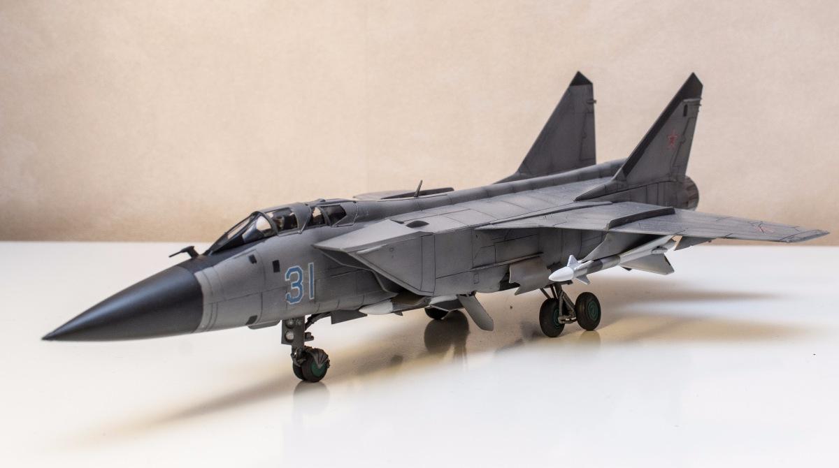МиГ-31. Звезда, 1:72 Bd9f19d4529e