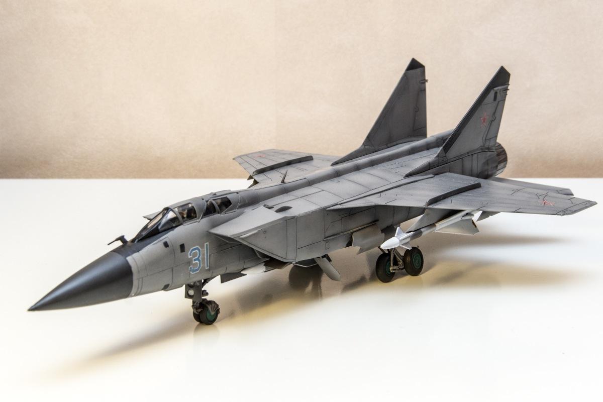 МиГ-31. Звезда, 1:72 0d6900c32bb7