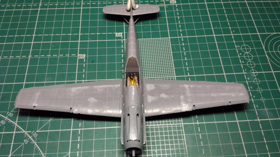 Bf 109 E7/Trop Tamiya 1:48 53f6874f039e