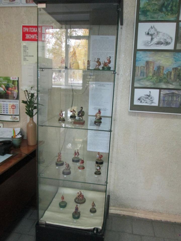 Выставка  Сергея и Юлии Шумиловых «Античная Греция» 57a1b9c13ea4