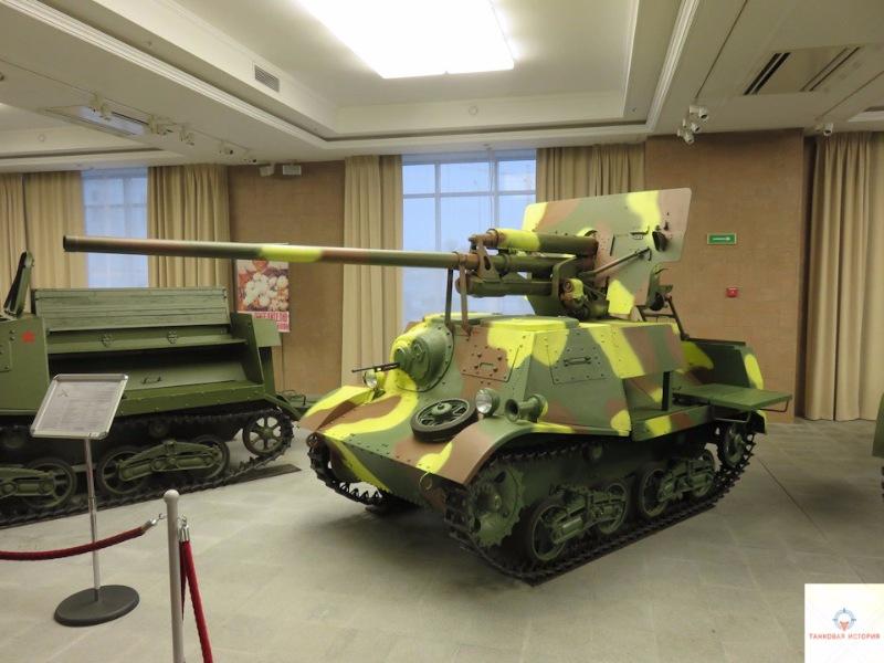 ЗиС-30 Противотанковая самоходная установка, 1/35, (MSD 35014). Deb63b7d98a2