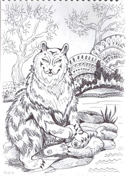 Рисунки ручкой Fc6949133fe4t