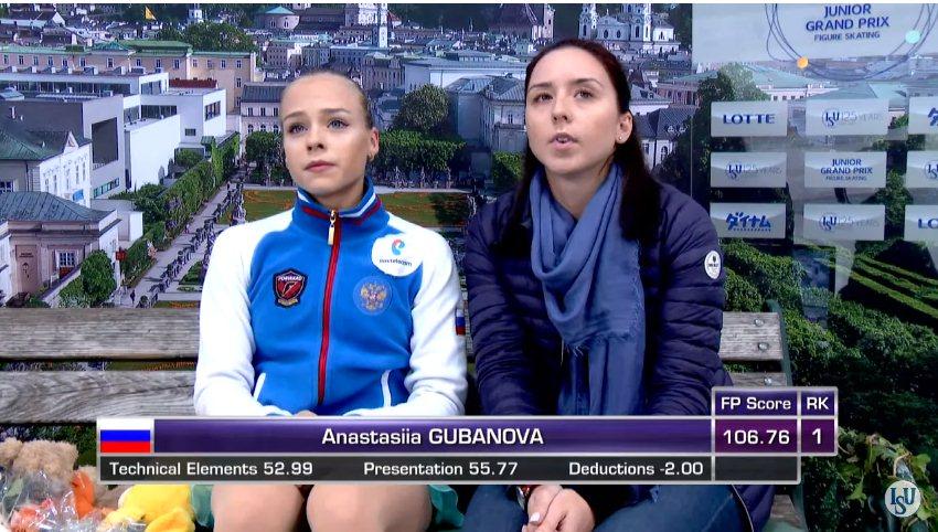 Анастасия Губанова - Страница 10 Dde1e94f4274