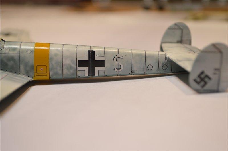 Bf-110 C-4/B (Airfix)  1/72 64a4c49bfab5