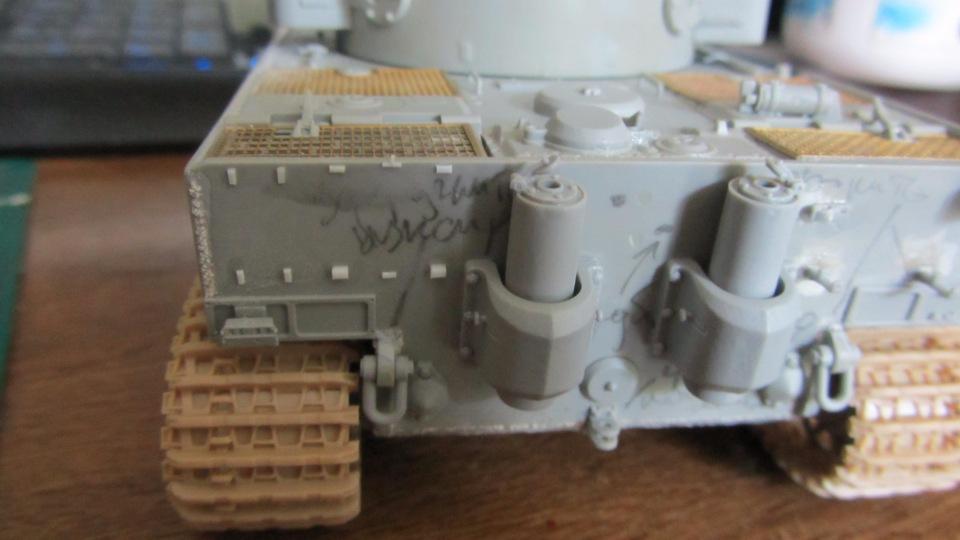 "Pz.kpfw.VI ""Тигр"" Dragon 6600 масштаб 1:35  - Страница 2 45356c805bd5"