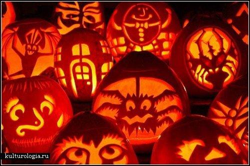 Искусство подготовки к Хэллоуину 7246710ce954