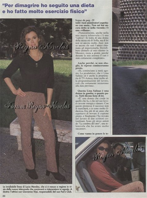 Лусия Мендес/Lucia Mendez 4 - Страница 22 4900ca49318e