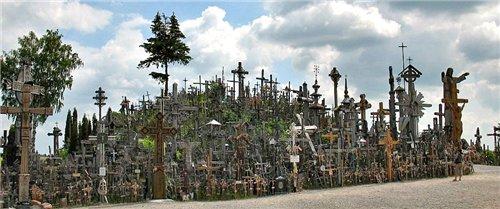 Гора Крестов в Литве 3475cfcf7d0b