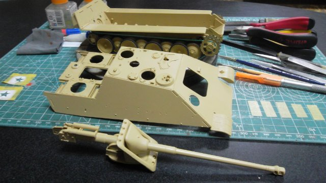 Jagdpanther, 1/35, («Tamiya» 35203). 41468fd14060
