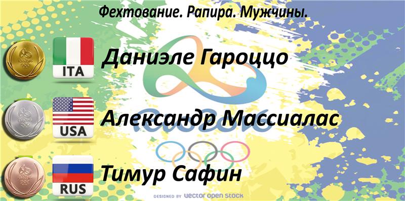 ХХХІ Летние Олимпийские Игры - 2016 720a2cfeb44b