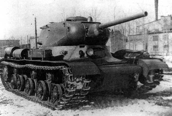 КВ-13 средний танк Ef1d7d461a19