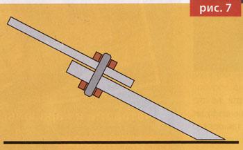 Занимаемся заточкой ножей ледобура Fa70b3074555