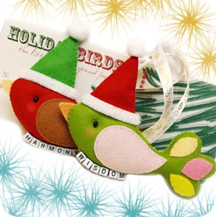 Потрясающие рукоделки из фетра от Gifts Define 3fd539e5b438