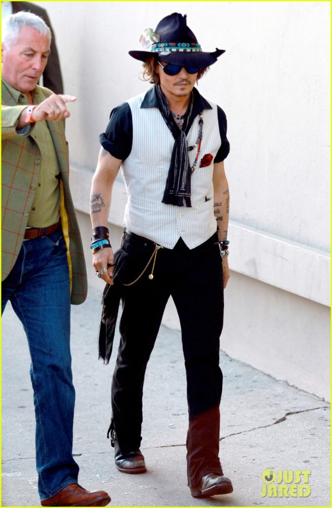 Johnny Depp - Страница 3 Df7660b91e76