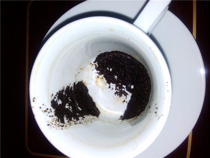 Акция. Гадание по фото кофейной гущи 193d879edf53