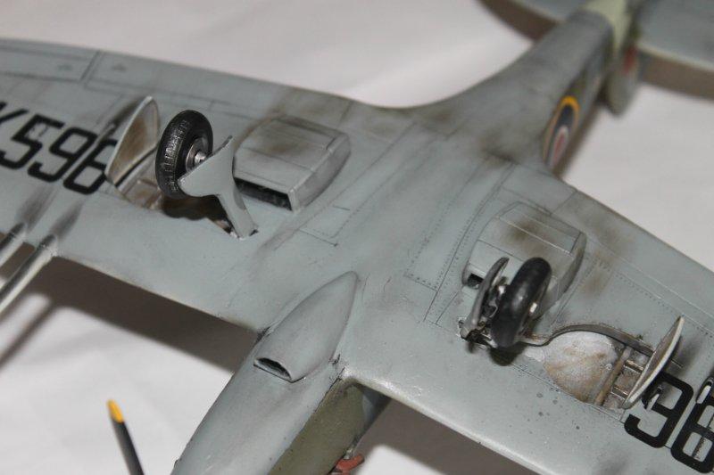 Supermarine Spitfire Mk. 22 Revell. 1/32 9e2dc9155e7e