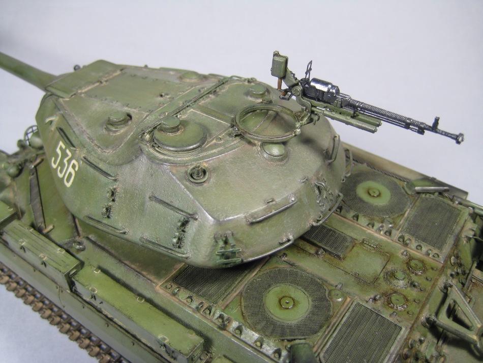 ИС-4М. Забайкальский ВО. 1962 год 9af2d00b56eb