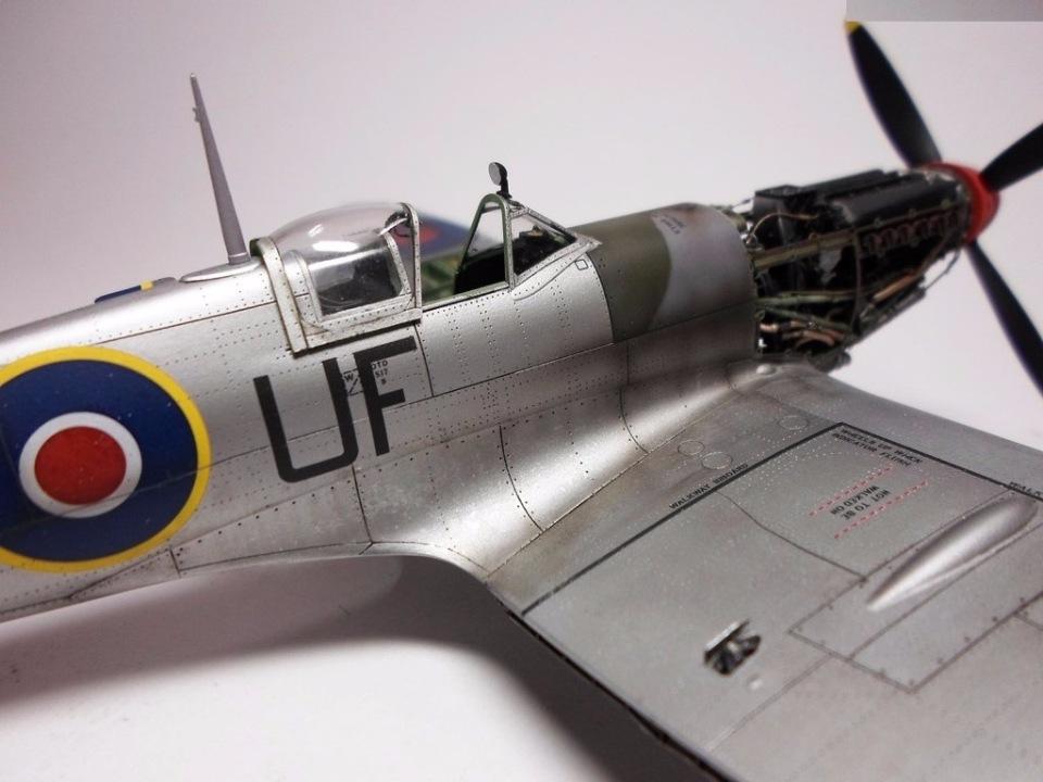 Supermarine Spitfire Eduard 1/48 97d6dbfaeb33