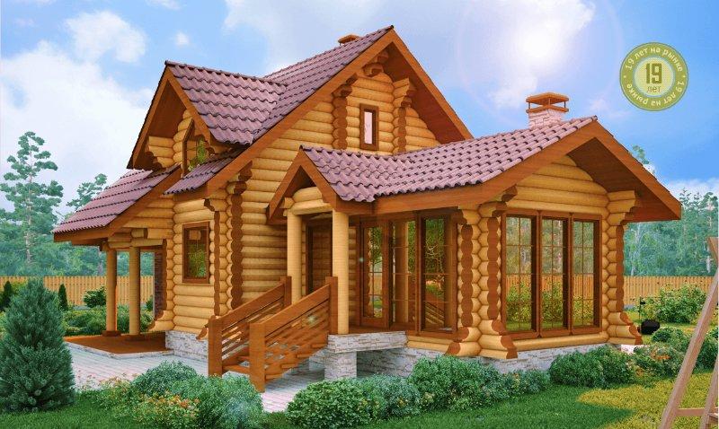 ПромСеверЛес177 - производство коттеджей, домов и бань Cbad4b831079