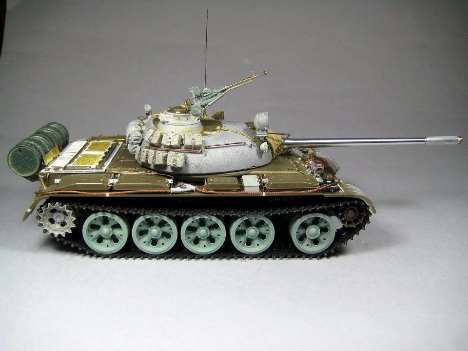 Т-55. ОКСВА. Афганистан 1980 год. - Страница 2 53471043cd40