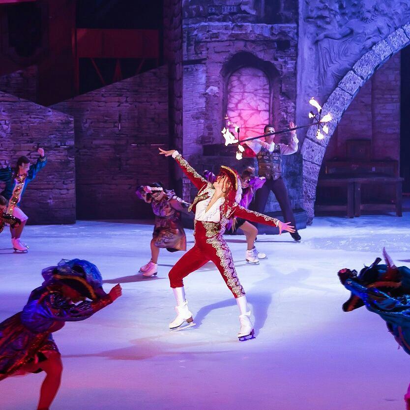 """Carmen on ice"". Краснодар, далее, везде (турне 2016-2017) - Страница 7 6187f0b4a064"