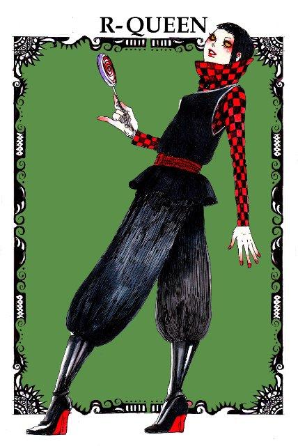Арты на тему: 'Alice in Wonderland' 4634c5664e81