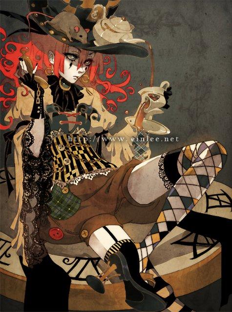 Арты на тему: 'Alice in Wonderland' 3c3da0902a80