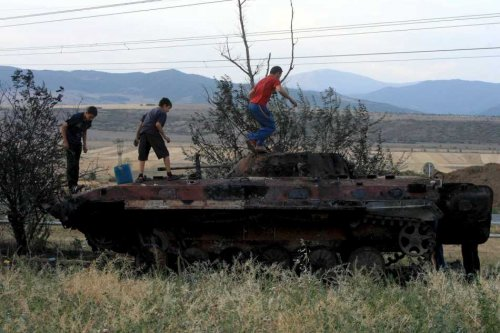 2008 South Ossetia War: Photos and Videos Bda47fc60f9f