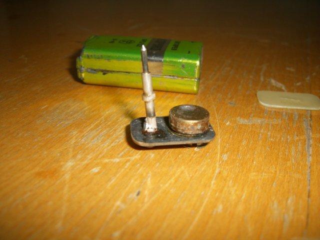"""Когда """"крон"""" и других батареек было не достать. 863af66daba6"""