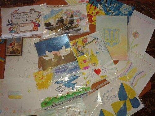 Детские рисунки, апликации и поделки Ea57fffd4bfc