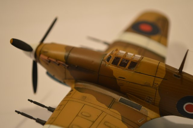 Hawker Hurricane МкIIc (Revell) 1/72 92895078f869