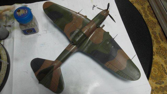 Ил-2, масштаб 1/48, (Tamiya 61113). B0fd7369e44f