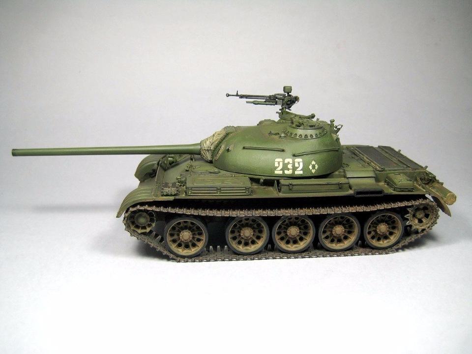 Т-54 образца 1951 г.  F5c7c065d5f6