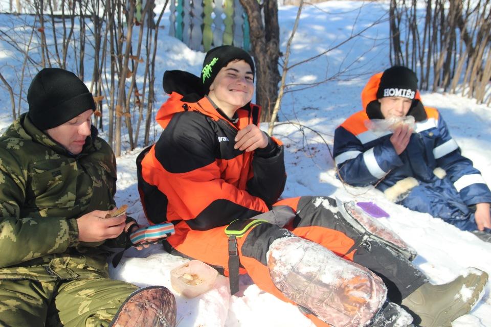 Первенство города Кургана по ловле на мормышку со льда среди юношей и девушек с 14 до 17 лет. 58b93903ebbd