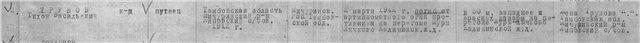 Труновы из Липовки (участники Великой Отечественной войны) - Страница 2 63a8b764189a