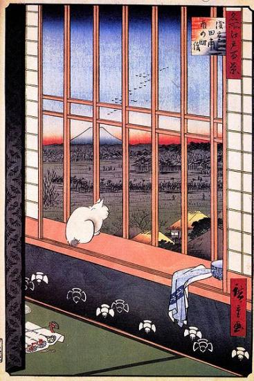 Японское искусство 3d9322e8280e