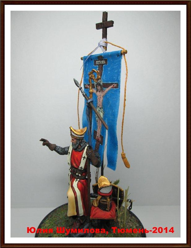 Епископ-воин, 13 в.  Fffe194a1a08