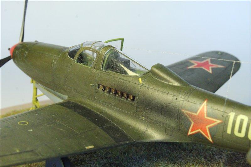 P-39 Airacobra от Eduard 1:48 307040c59a3e