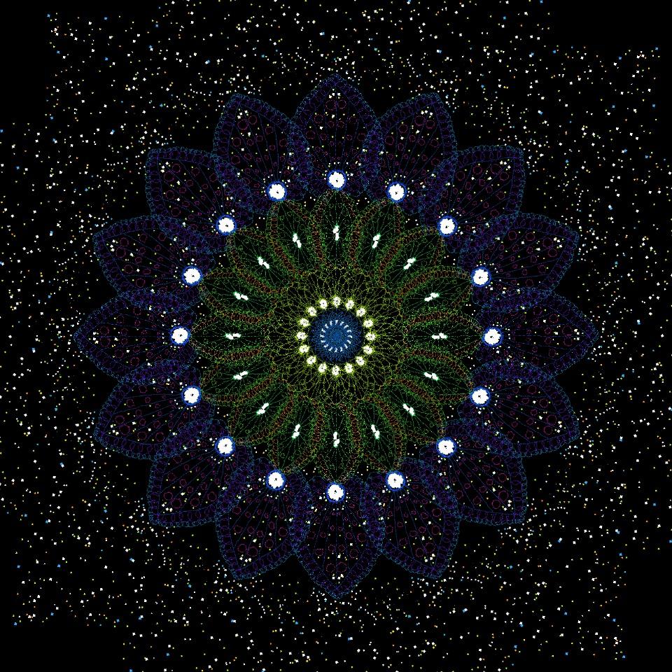 Мандалы для коллективных медитаций а так-же для индивидуального назначения. - Страница 2 335f6e98f9e3