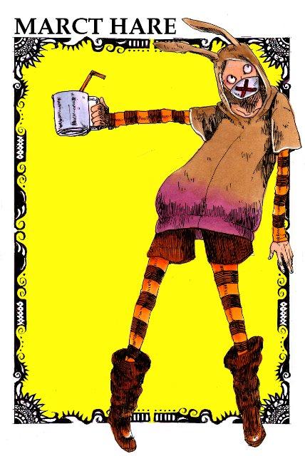 Арты на тему: 'Alice in Wonderland' F6e688ccb118