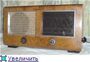 """1941 год. Радиоприемник """" T154"""". (Radiotehnika). Ac906ed0f91bt"""