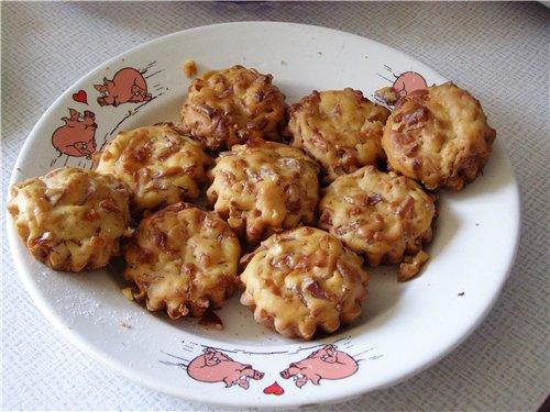 Маффины с колбасой и сыром 8413939a38fa