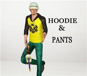 Повседневная одежда (комплекты с брюками, шортами)   - Страница 5 Dc0fce5ad77b