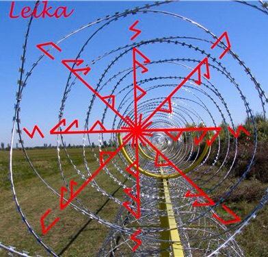 "Став ""Колючка"" (автор - Leika) Eee5fa865806"