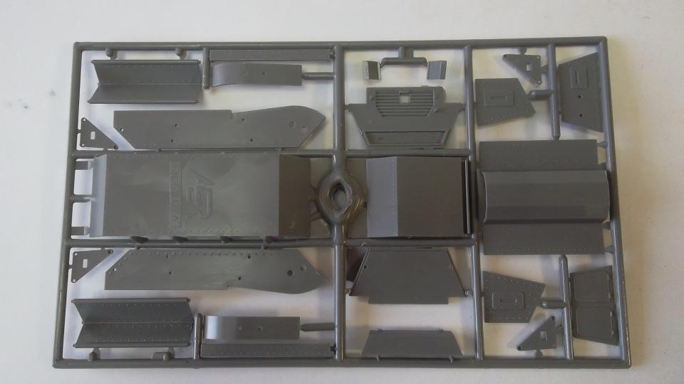Обзор ЗиС-30 Противотанковая самоходная установка, 1/35, (MSD 35014). 7dcd82eb2ba2