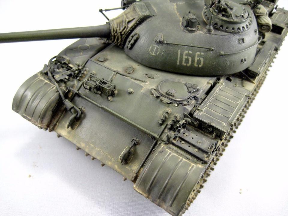 Т-55. ОКСВА. Афганистан 1980 год. - Страница 2 33cb07108144