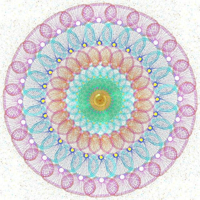 Мандалы для коллективных медитаций а так-же для индивидуального назначения. F12b0bd32ad8