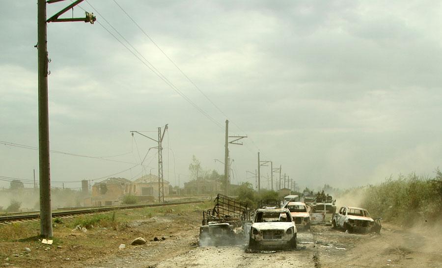 2008 South Ossetia War: Photos and Videos 35d768d79281